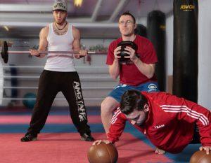 Martial Arts Fitness