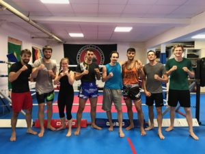 Muay Thai Seminar mit Erhan Güngör im CSC